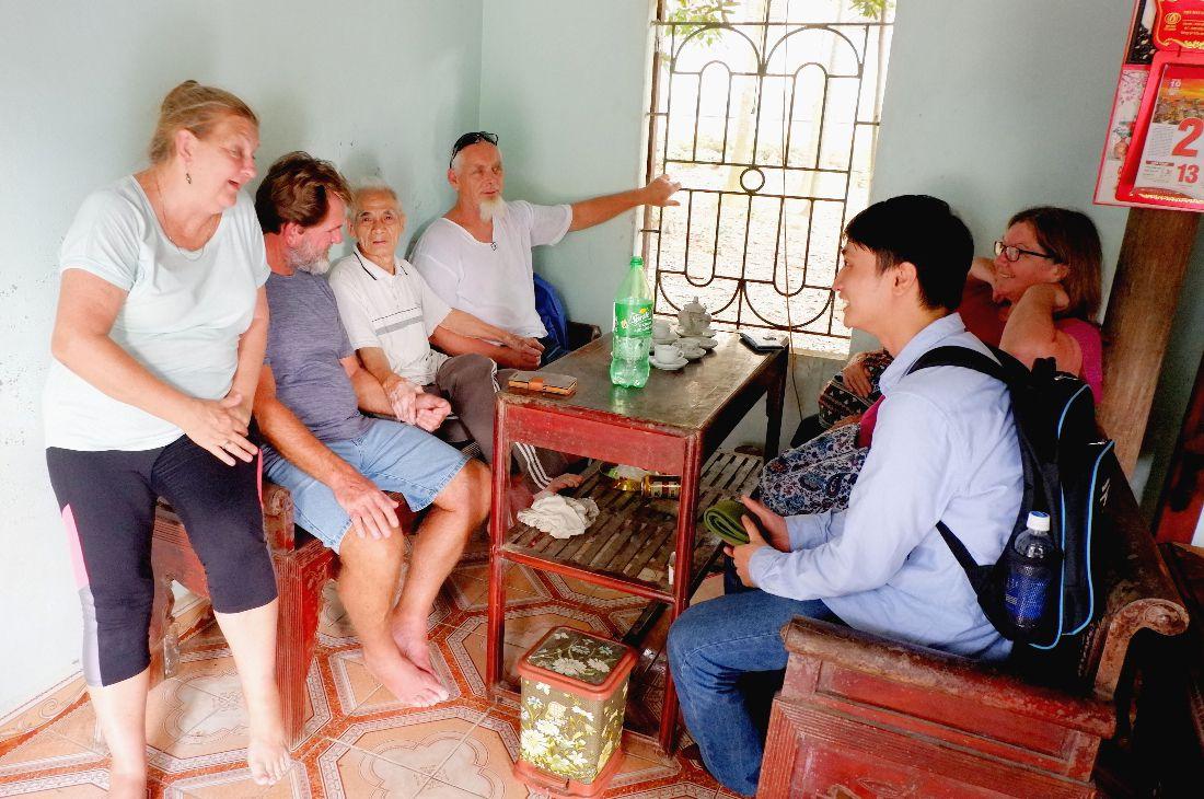 Visiting Village (2)